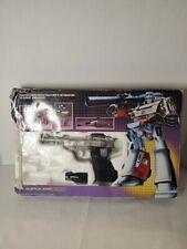 Vintage Original G1 Transformers Megatron Decepticon Walther P38 Gun Takara