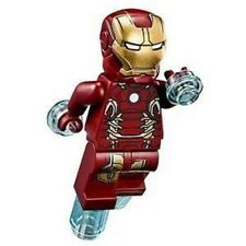 (NEW) LEGO Marvel - Iron Man 'Mark 43 Armor' with Super Jumper Piece -from 76031
