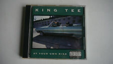 King Tee - At your own Risk - CD