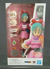 S.H. Figuarts Bulma Beginning of a Great Adventure Dragon Ball BANDAI IN STOCK**