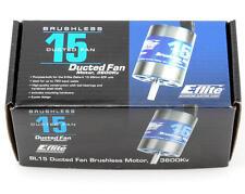 EFLITE E-FLITE BL15 DUCTED FAN JET ELECTRIC RC AIRPLANE MOTOR 3600Kv EFLM3015DF