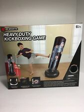 Heavy Duty Kickboxing Game By Md Sports New! 70 Inches Tall