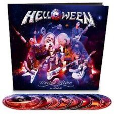 Helloween - United Alive - New 3CD/3DVD/2Blu-ray Earbook