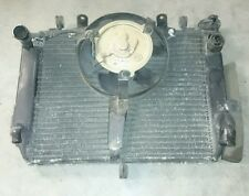 1999-02 Yamaha YZF-R6/99 00 01 Radiator 5EB-12461-00 #5 nice no leaks with Fan