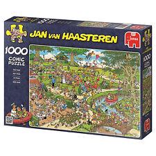 """Jumbo 01492 Jan Van Haasteren """"der Park"""""""