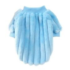 Small Medium Puppy Dogs Button Thickened Cashmere Coats Pet Winter Warm Clothes