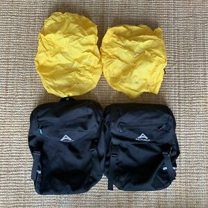 Altura Arran Front Pannier Bags Pair With Covers
