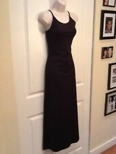 Black size Medium Long Dress