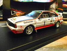 AUDI Quattro Rallye Demuth DRM Hunsrück 1985 SIV lim 1/150 Scala43 Trofeu 1:43