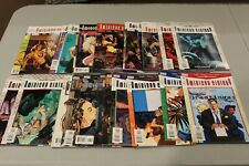 Complete Set Vertigo AMERICAN CENTURY COMICS 1 - 27 CHAYKIN SILKE TISHMAN STOKES