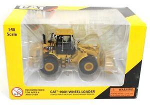 1:50 NORSCOTT *CAT* Model 950H Wheel Loader *DIECAST* NIB!
