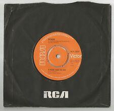 """RYDERS A Rose Has To Die 7"""" Vinyl UK 1975 EX"""