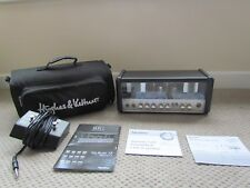 HUGHES and KETTNER TUBEMEISTER 18 VALVE AMPLIFIER HEAD + FOOTSWITCH + BAG