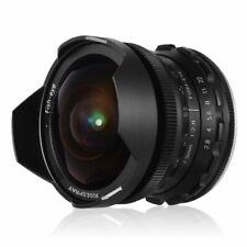 RISESPRAY 7.5mm f/2.8 Fisheye Lens for Panasonic/Olympus M4/3 Mount Camera gh1