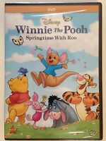 Winnie the Pooh - Springtime with Roo (DVD, 2004) (NEW)