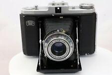 Zeiss Ikon Nettar (518/16, Serial no G58796) w.ERC. Novar lens and Velio shutter