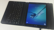 Samsung Galaxy Tab S2 SM-T810 32GB +128 GB SD WiFi +KEYB0ARD Neuwertig +C0VER