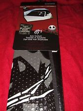 Disney The Nightmare Before Christmas Jack Skellington Bats Car Truck Sun Shade