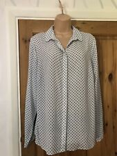 Papaya Women's Ladies Top Blouse Size Uk 16