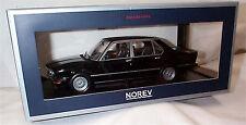 BMW M 535i 1980 in Black 1:18 SCALE New in box 183264