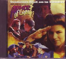 Commander Kellie Armor of Light soundtrack CD scripture based film series (1996)