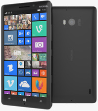 Nokia Lumia 930 - 32GB Black Windows Smartphone + Wireless Charging Plate DT-601