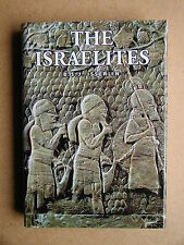 The Israelites. 1998 HB DJ 1st Edn. Israel Archaeology Geography History etc