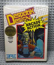 Despotik Design - Amstrad CPC Cassette - ERE Informatique - Neuf sous Blister