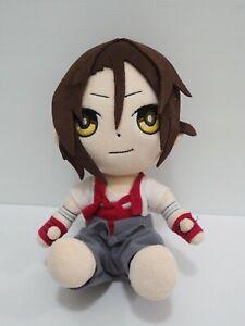 """Hakuoki Sanosuke Harada Taito Prize Plush 9"""" Stuffed Toy Doll Japan"""
