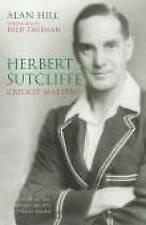 Herbert Sutcliffe Cricket Maestro by Alan Hill (Paperback, 2007)