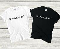 SPACEX SPACE X ELON MUSK FALCON NASA SPAC Men Women Unisex T-shirt Vest Top 3795