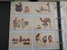 23x CPA POSTCARDS Scenes et Types ALGERIENS ALGERIE illust. ROGER JARIERA 1910