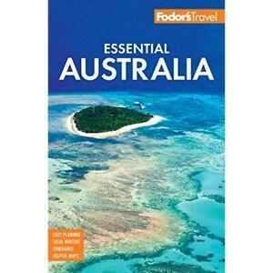 Fodor's Essential Australia: Fodor's Travel Guides (Fu - Paperback / softback N