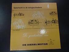 Speurtocht in de autogeschiedenis #4, de geschiedenis van de dieselmotor