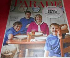 PARADE MAGAZINE MAY 2013 MOTHER'S DAY SPECIAL MILITARY MOM PORTIA DI ROSSI