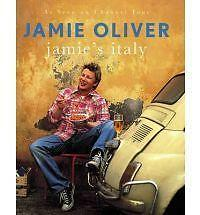 Jamie's Italy by Jamie Oliver (2005, Hardcover) Cookbook  recipes 1st. Edition
