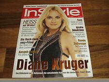 InStyle 12/2004 -- DIANE KRUGER/SEAL: Heidi mein Glück/GISELE+LEONARDO DICAPR IO