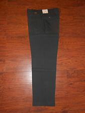 Mens 70s True Vintage Farah Master Ply Permanent Press 33x30 Grey Pants Slacks!!