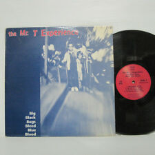"""Mr. T Experience  Big Black Bugs Bleed Blue Blood 12"""" EP 1989 US Rough Trade LP"""