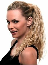 Hairdo 18 inch Simply Wavy Beach Curl Pony Tru2Life Styleable Ponytail 6 Colors
