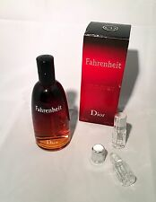 FAHRENHEIT BY CHRISTIAN DIOR TRAVEL SIZE SAMPLE ROLL-ON FOR MEN