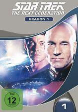 STAR TREK - THE NEXT GENERATION SEASON 1 MB  7 DVD NEU  SIR PATRICK STEWART/+