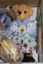 BOXED Ashton Drake TEDDY BEAR Addie In May