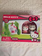 Hello Kitty Swing 2 figures inc NEW