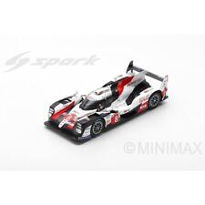 Spark 43LM19 - Toyota TS050 Hybrid N°8 Winner 24H le Mans 2019 Buemi 1/43