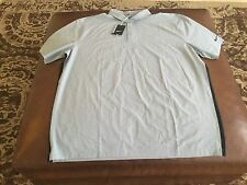 Nike Golf Tour Performance men's gray dri-fit polo shirt,size 2XL,NWT,MSRP$70.00