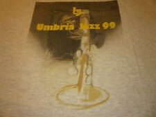 Umbria Jazz Vintage Shirt ( Used Size Xl ) Very Good Condition!