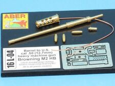 Aber 1/16 Barrel for U.S Heavy Machine Gun cal .50 (12.7mm) Browning M2 HB