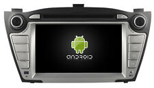 Autoradio DVD/GPS/NAVI/BT/ANDROID 5.1 Reproductor Para Hyundai IX35 2009-11 F9545