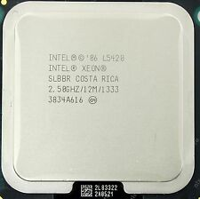 HP DL360 G5 Intel Xeon CPU L5420 2.5GHZ Quad Core 463719-001 LGA771